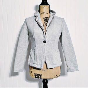 Cartonnier Casual Blazer. Size 6